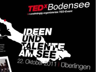 Best-of TEDxBodensee 2011