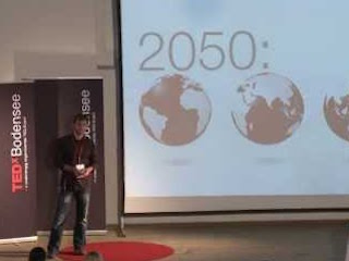 DESERTEC Foundation: Andreas Huber at TEDxBodensee