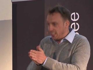 DEINBUS.DE, das Startup und das Monopol: Ingo Mayr-Knoch at TEDxBodensee