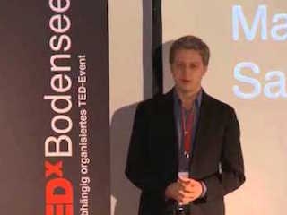 Solar Energie in Äthiopien: Max Pohl and Guluma Megersa -- Sahay Solar at TEDxBodensee