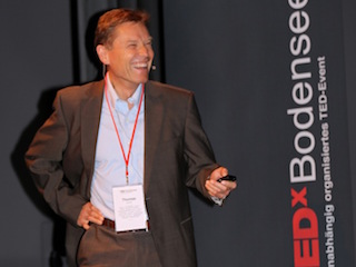 Zeppelin: Thomas Brandt at TEDxBodensee