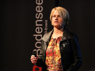 Verena Bentele, Athletin, Personaltrainerin, Referentin
