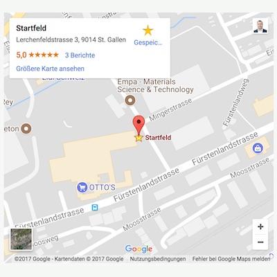 Startfeld St. Gallen