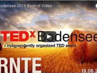 Best-of TEDxBodensee 2016